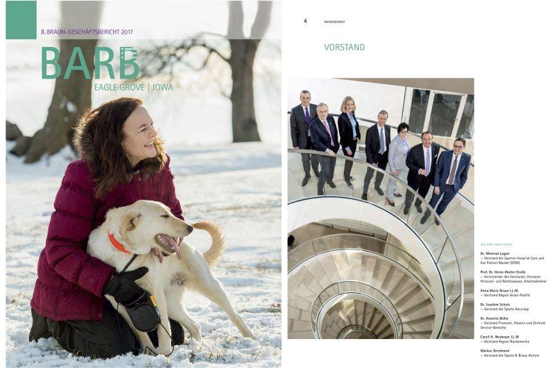 Geschäftsbericht BBraun 2017 - 01